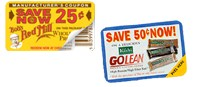 IRC Coupon Labels sell overstocked inventory