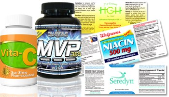 Supplement Labels have several material options