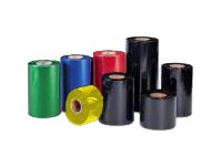 Thermal Transfer Ribbons are available in Resin Enhanced Wax, Mid-range and Full Resin