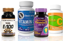Vitamin Labels from Passion Labels and Packaging can be printed digitally or flexographically